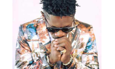 Shatta Wale in Tears as He meets a Diehard 'Trotro Driver' Fan