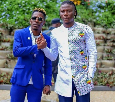 He Asked Me to Call Him 'Apakye'- Shatta Wale Discloses