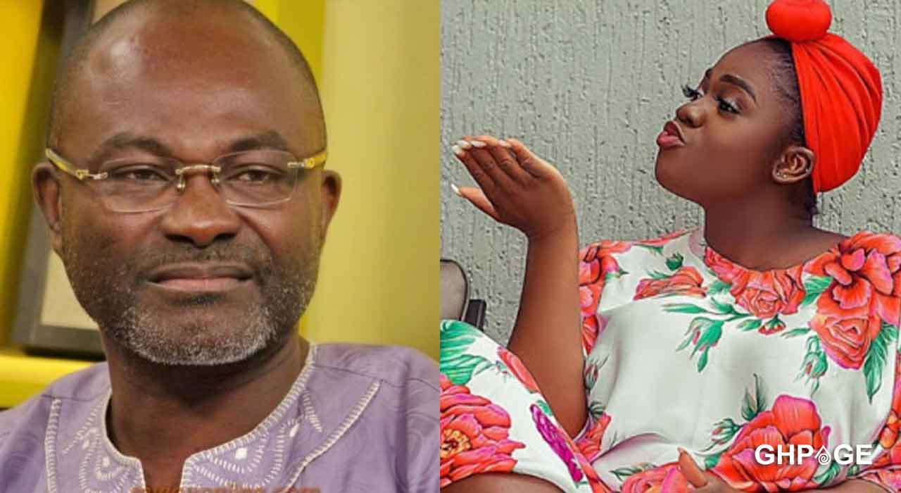 Tracy Boakye vs Kennedy Agyapong: Tracy Spits Venom on Kennedy [Watch]