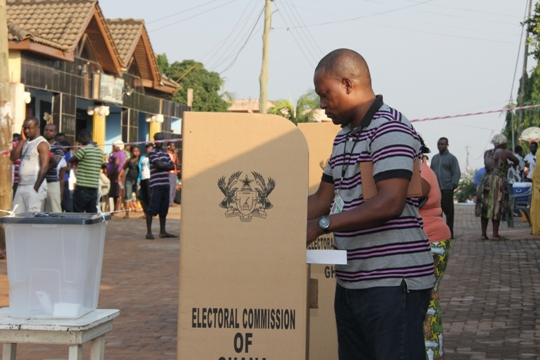National Security Assures NDC of Free and Fair Elections