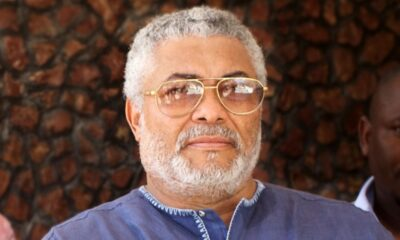 BREAKING: Former President Jerry John Rawlings Dies at 73
