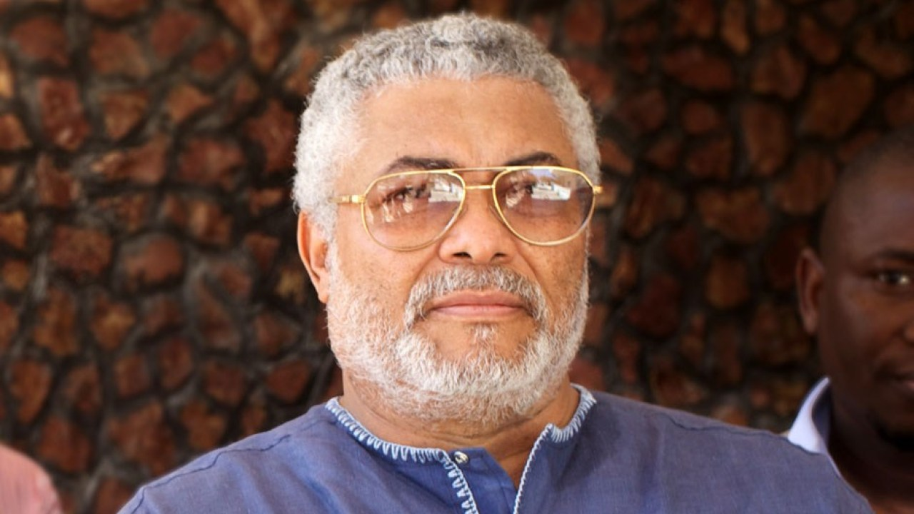 Burial Date For Late JJ Rawlings Finally Announced
