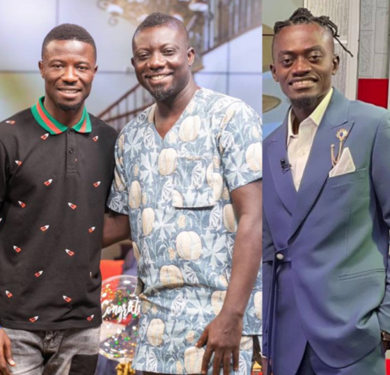 Lil Win Accuses Bill Asamoah and Kwaku Manu of Lying
