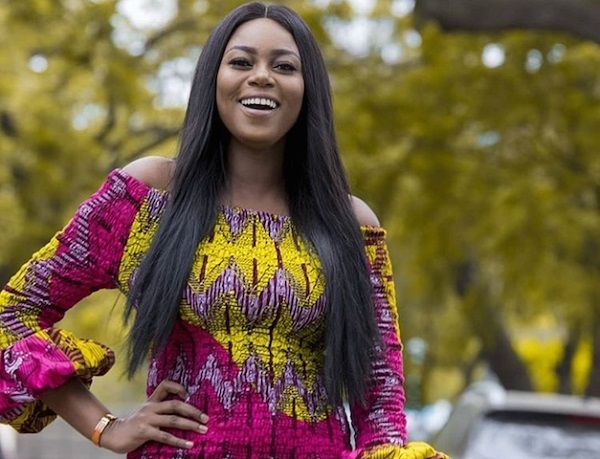 "'I Understand You are Dumb'- Yvonne Nelson Attacks Netizen for Tagging Her ""The Cause of Ghana Problem"""