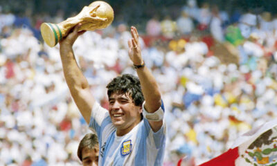 BREAKING: Diego Maradona Reported Dead