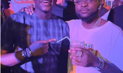 Davido Throws Plush Party to Mark His Son's Birthday [Photos]