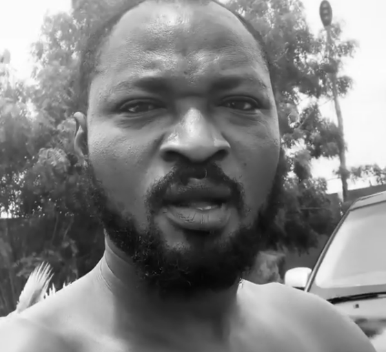Funny Face Threatens Suicide And Begs Kwaku Manu to Take Care of His Twins