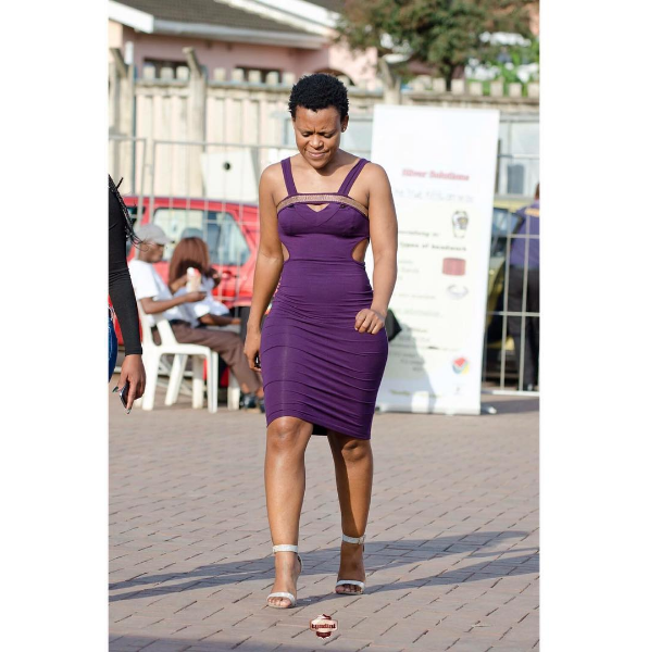 [WATCH] Zodwa Wabantu Causes Stir As She Bares It All In A Wild Video
