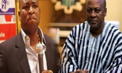 Chairman Wontumi Orders Mahama to Give up Else He Will Be Arrested Like a Fowl