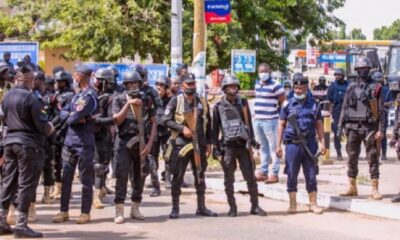 Police Bans NDC From Protesting In Accra
