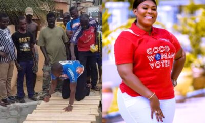 Voting out 'Non-performing' Oko Boye is a proof of backward behaviour - NPP's Afia Akoto Tells Teshie locals