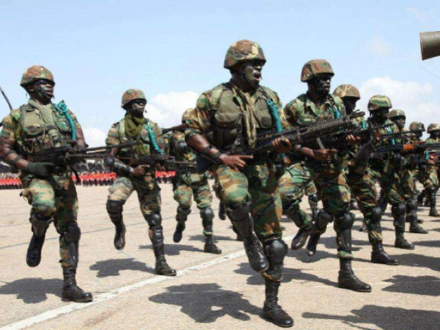 Peaceful Mahama could also have unleashed soldiers in 2016 after defeat – NDC Tells Supporters of Military Brutality