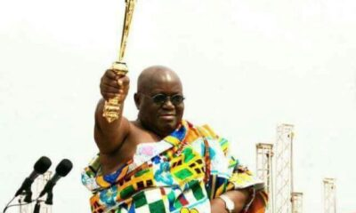 BREAKING: EC Declares Akufo-Addo as President of Ghana
