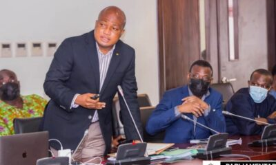 Samuel Ablakwa Accepts Citi FM/TV's Apology After Wrongfully Accusing Him of Kicking The Ballot Box As MPs Vote For The Speaker