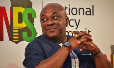I snatched ballot papers out of love for NPP – Carlos Ahenkorah