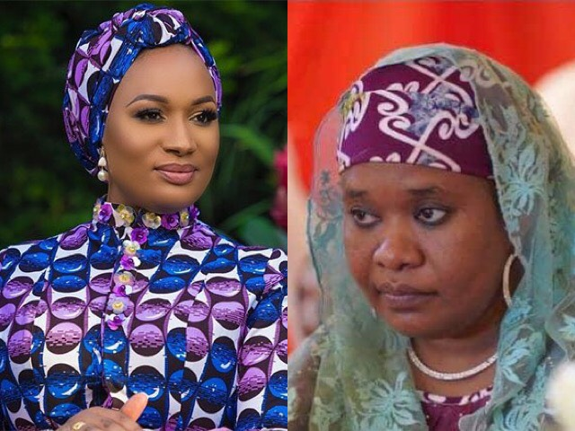 Samira Bawumia Is Just A Desperate Side chic – Social Media Users Spit Fire As Bawumia's First Wife Shows Up