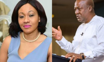 Jean Mensa Who Is Still Unable To Collate Techiman South Results Begs Supreme Court To Throw Out Mahama's Election Petition