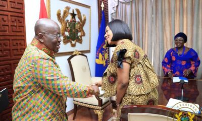 Akufo-Addo Finally confirms EC Padded Votes in his favour