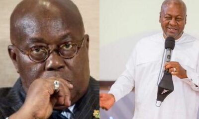 How Do We Build Consensus When The Police Are Chasing NDC MPs For Just Petitioning The EC? – Mahama Quizzes Akufo-Addo