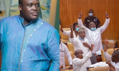 Sam George Reveals How He And Muntaka Deceived NPP MPs To Come To Parliament At 4am