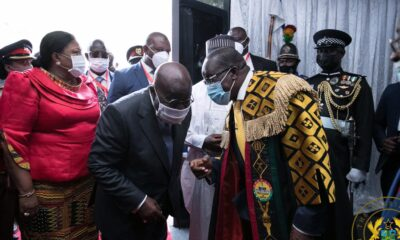 Alban Bagbin Cautions Akufo-Addo Against Too Many Ministerial Appointment For MP's