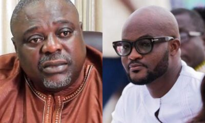 Koku Anyidoho Under Fire For His Attacks On John Mahama, Alleged Side Chick Also Revealed