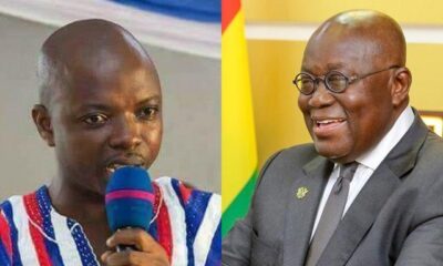 Akufo-Addo Denies Abronye a Job Opportunity in His Government After Submitting his Application
