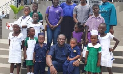 I Don't Care If My Children Are Repeated But I'm Not Sending Them To School Soon - Sam George