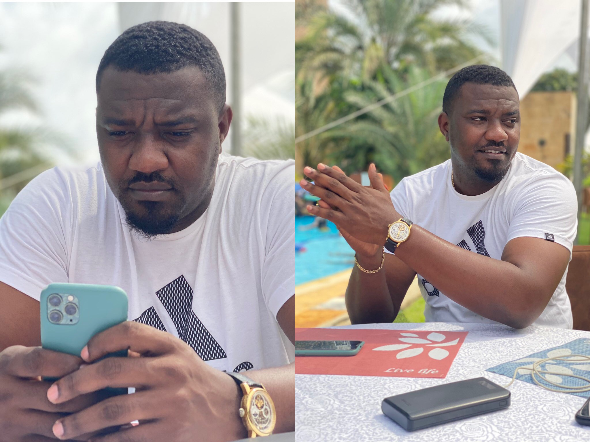 What Happened To The COVID-19 Tracker App? – John Dumelo Queries Government