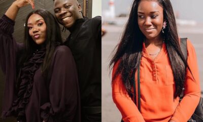 Stonebwoy Pens A Romantic Message To His Wife Louisa Ansong As He Shares Loved-Up Photo To Celebrate Her Birthday