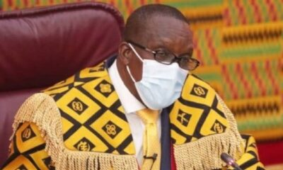 Responsible Speaker of Parliament, Alban Bagbin Orders Compulsory Covid-19 Testing For All MPs