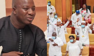 NPP MPs vote Against Ayariga's Motion for Absorption of 2021 Fees for University Students