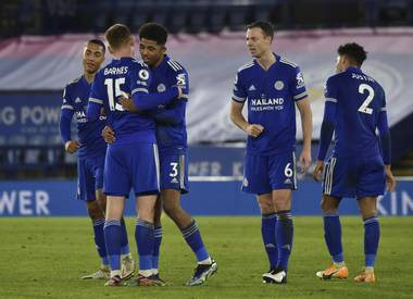Leicester City Beat Chelsea to Top PL Table