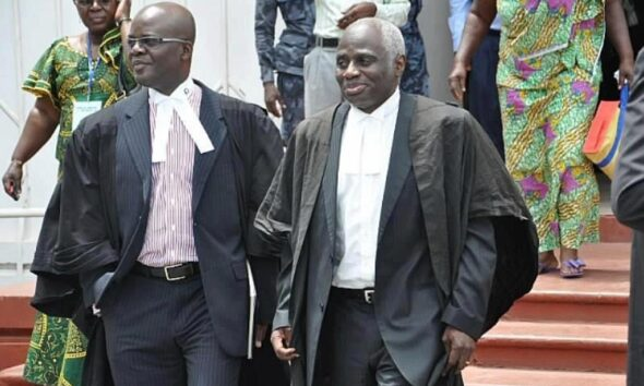 Mahama's Lawyer Hot In Court For Failing To Obey The Orders Of The Supreme Court