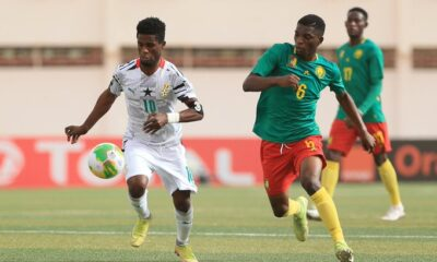 U-20 Afcon: Ghana Beat Cameroon On Penalty Shootout To Reach Semifinals