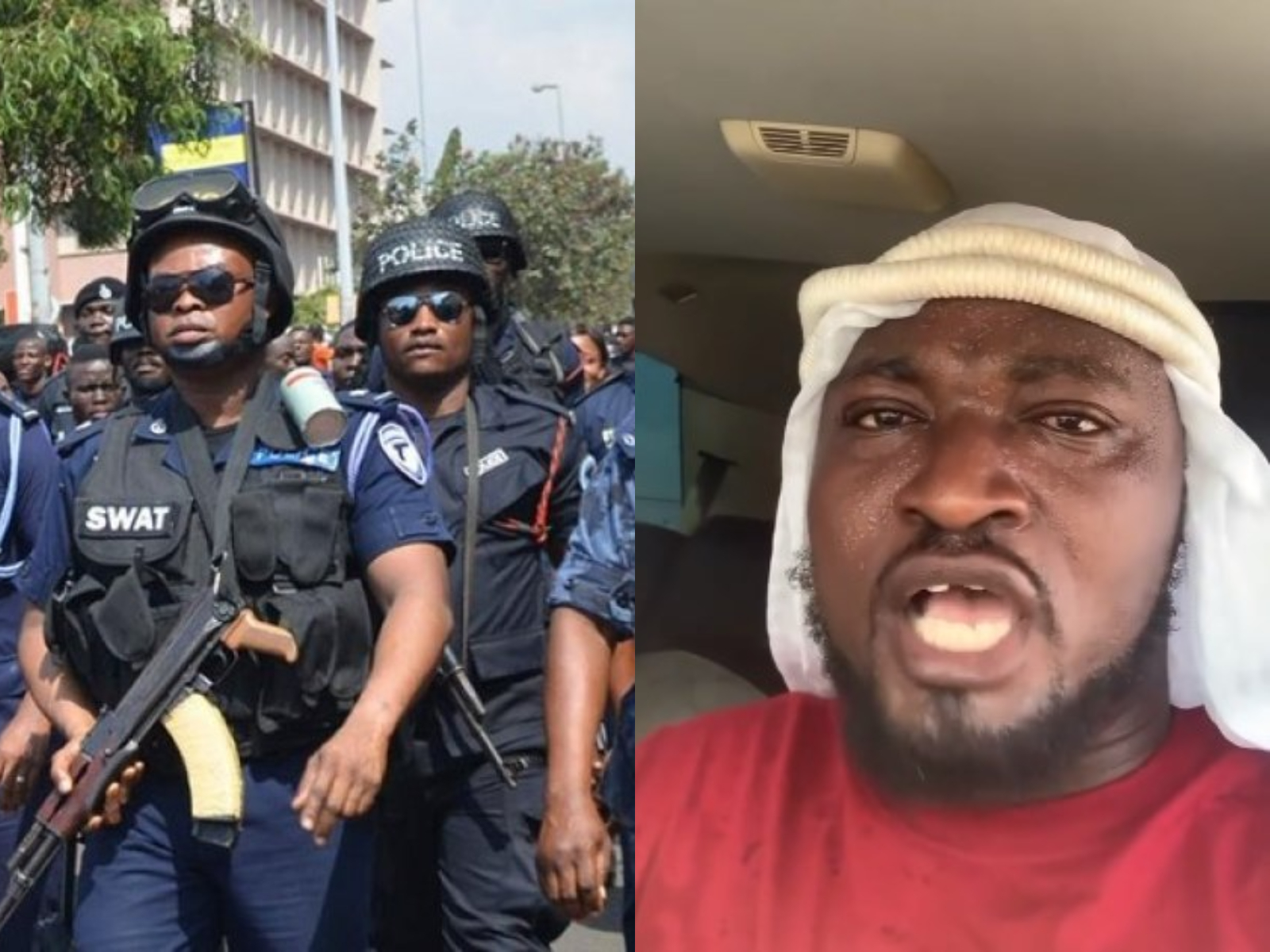 Ofaakor Court Orders Police To Send Funny Face To Psychiatric Hospital For 2-Weeks