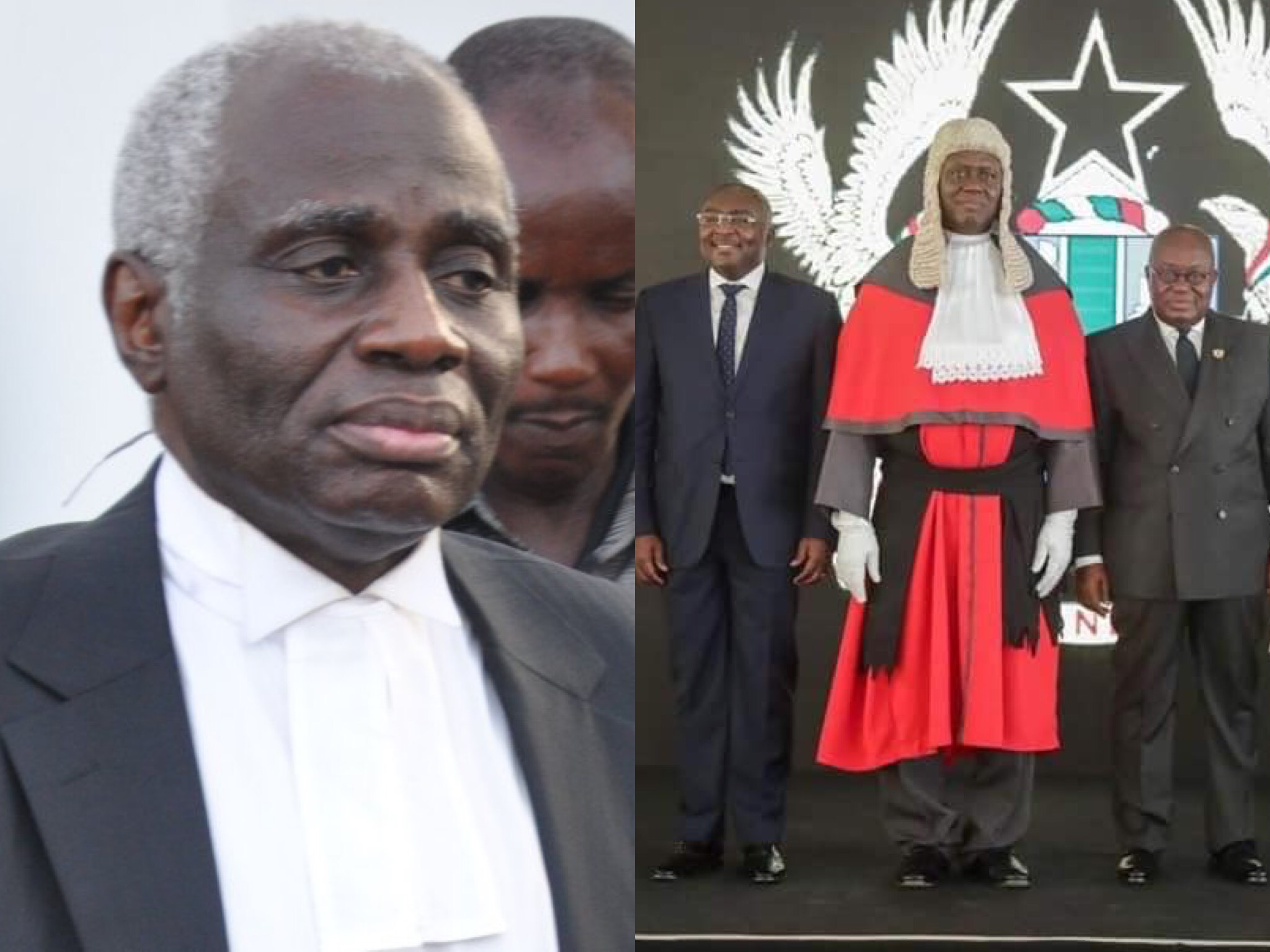 Breaking News: Supreme Court Dismisses Tsikata's Application To Reopen Mahama's Case