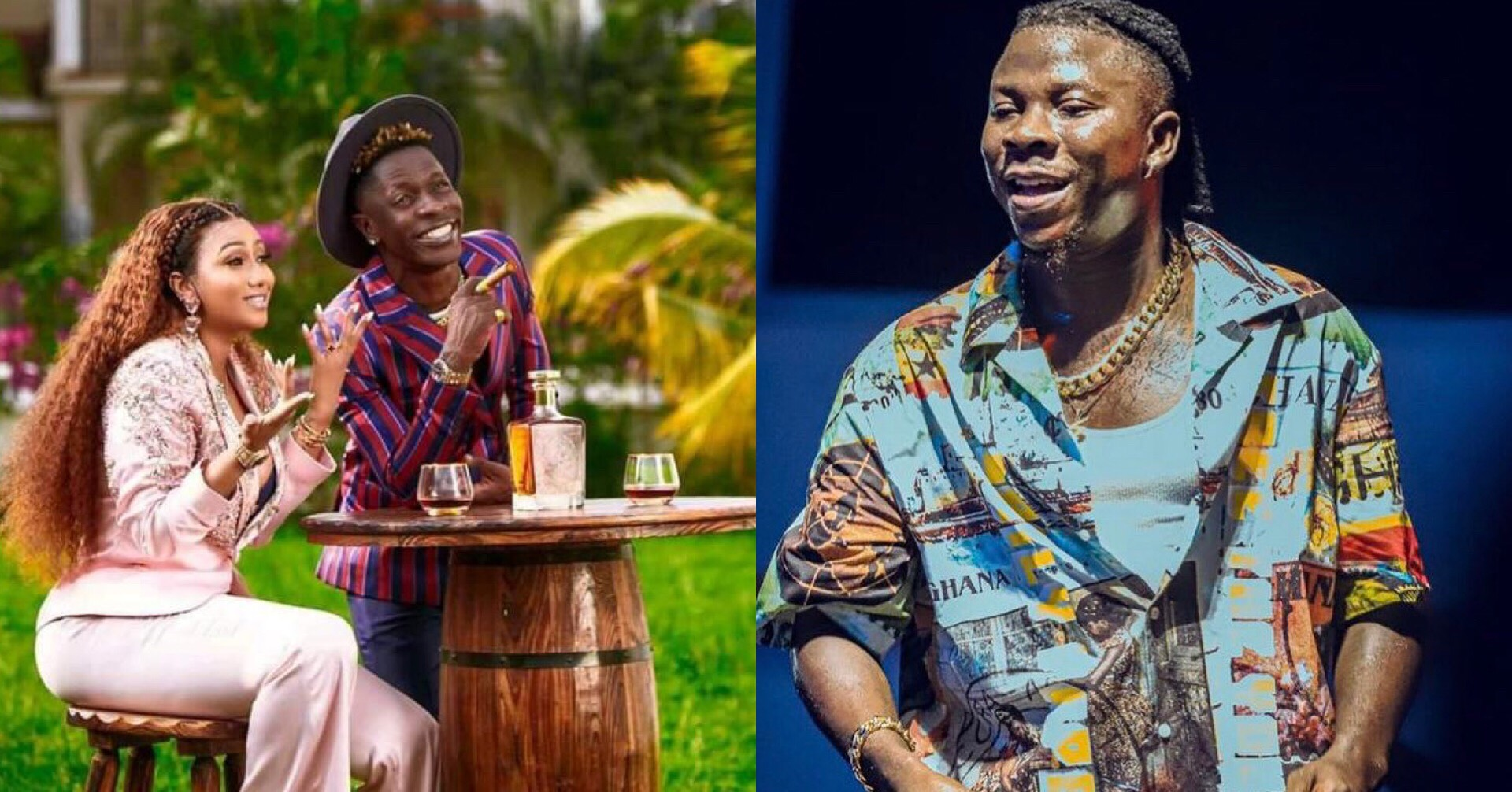 """Ghanaians Rate Stonebwoy's """"1Gad"""" Over Shatta Wale's """"1Don"""""""