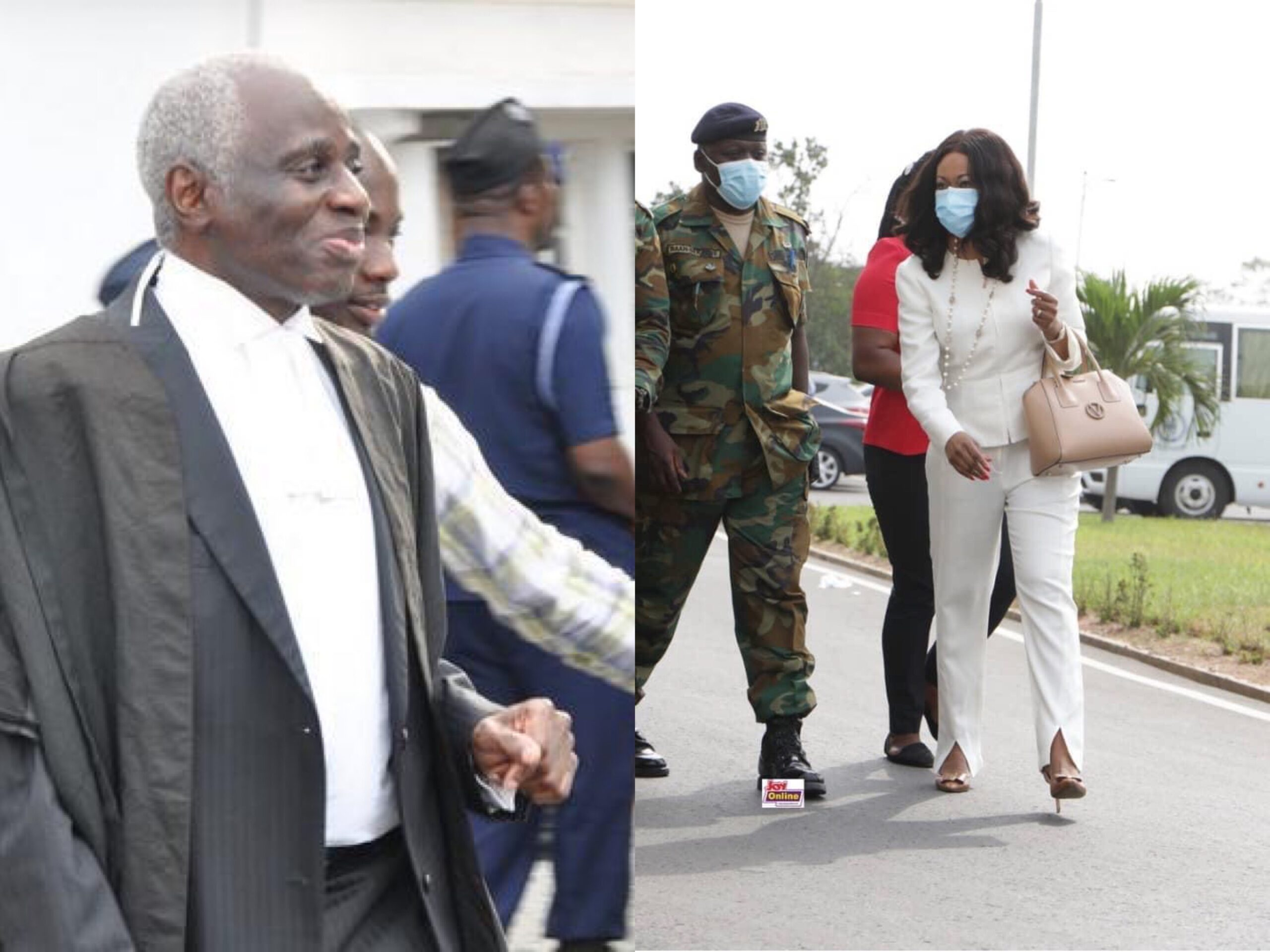 We Can File For A Subpoena To Force Jean Mensah Into The Witness Box If She Refuses To Testify – Tsikata Tells Supreme Court