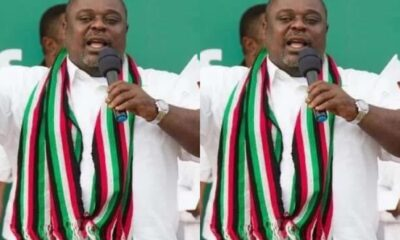 Breaking News: NDC Finally Suspends Koku Anyidoho From The Party
