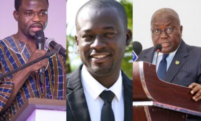 Akufo-Addo Must Let Eugene Arhin Step Aside And Assets Investigated – Manasseh Azure