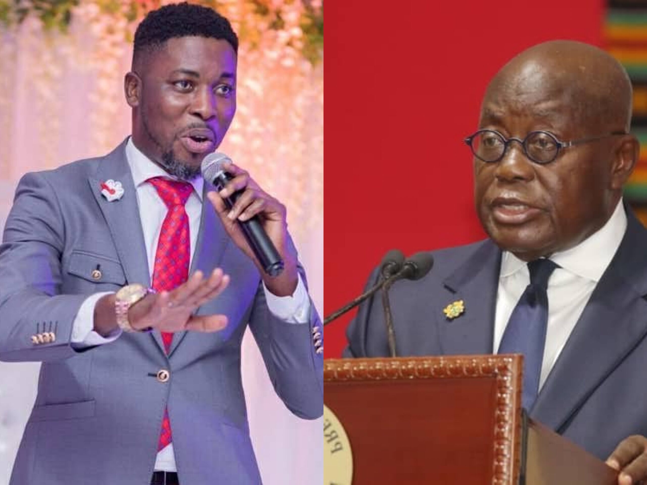 Build Hospitals instead of cathedrals - A Pls Tells Akufo-Addo as Ghana Flies Ken Ofori Atta for Medical Care