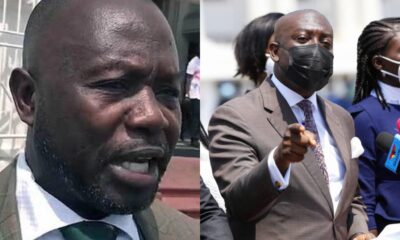 Dr Dominic Ayine Warns Oppong Nkrumah Stop Inciting Supreme Court Against Him