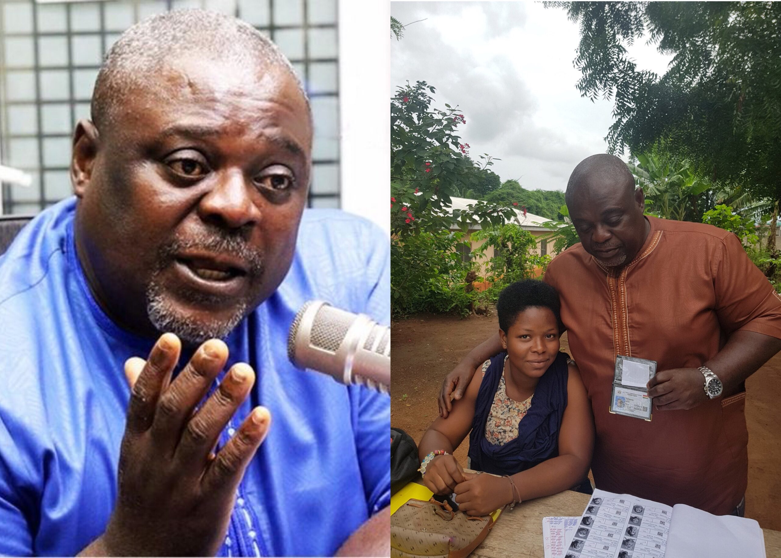 Video: Koku Anyidoho's Wife Narrates How Koku Sacked Her From Their Home After The Death Of Their 9-Year Old Daughter