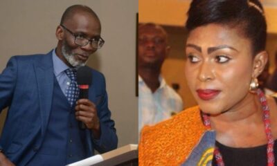 NPP's Afia Akoto Clashes With Gabby Otchere-Darko Over His Support for LGBTQ+