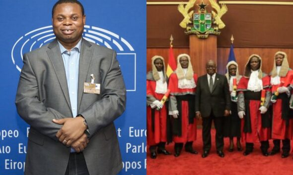 You Can't Stop Us From Criticizing Unfair Rulings When We Know Some Of You Like Goat Soup Like Us – Franklin Cudjoe Dares Judiciary