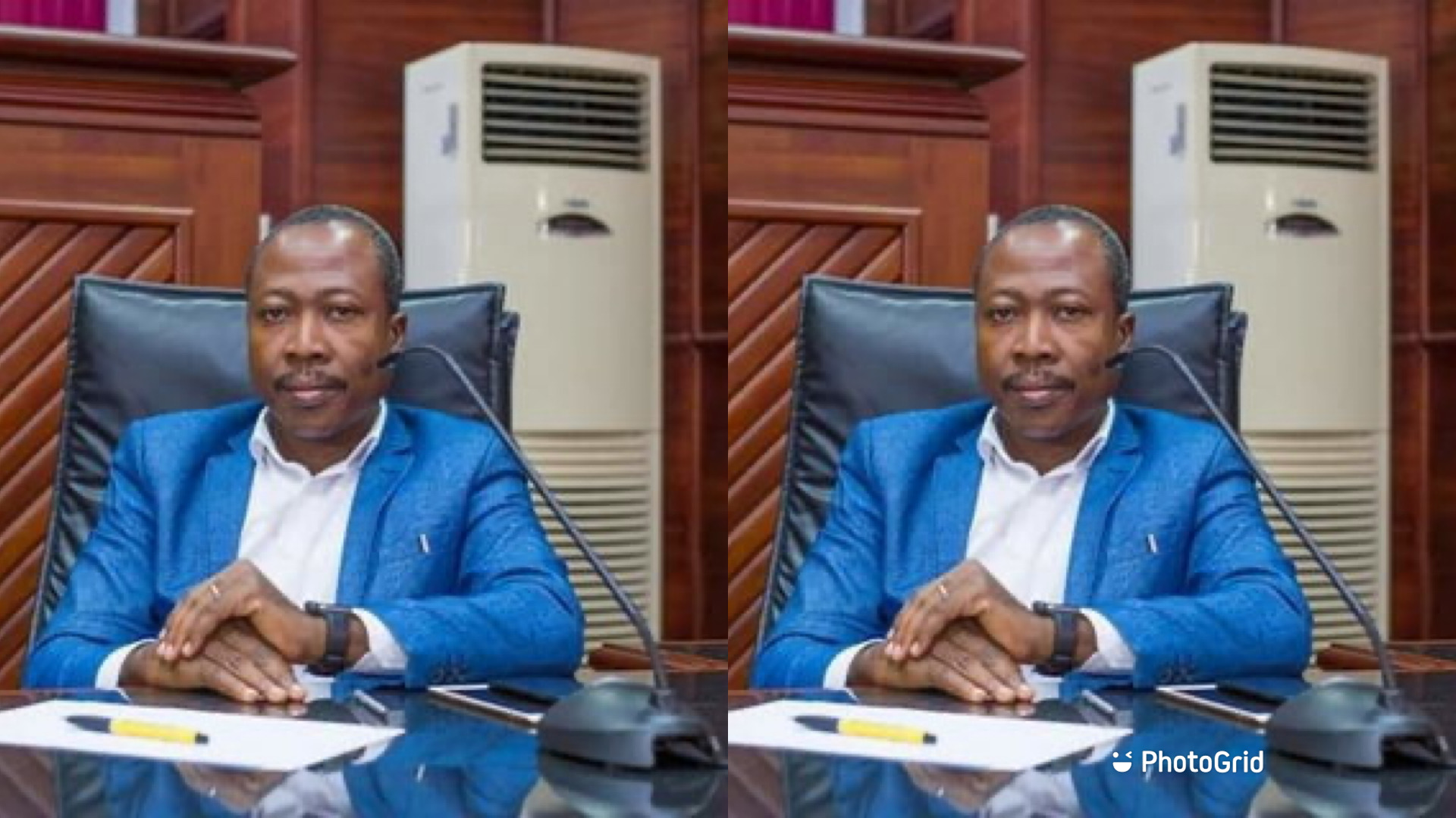 Popular NPP Parliamentary Candidate Defects To NDC In Odododiodio Constituency