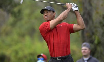 Tiger Woods Involved A Gory Car Crash, Sustains 'Multiple Leg Injuries'