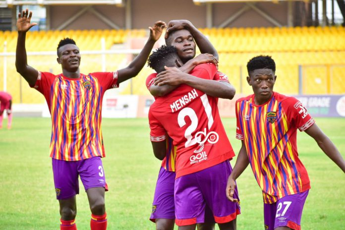 GHPL Week 15 Roundup: Hearts of Oak Survive Dwarf Comeback While Toure Bags Brace In Medeama Win