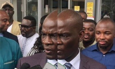 Reasons Why The 3 NDC MPs Failed to Attend the 2021 Budget Approval Sitting Finally Revealed